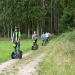 Segway fahren in Altensteig, Nagold und Bad-Wildbad