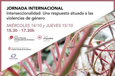 Jornada Internacional Interseccionalidad