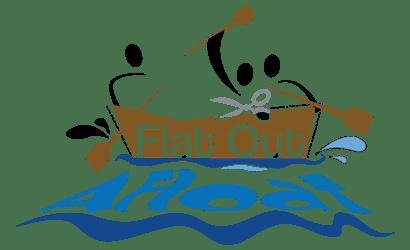 flatout afloat feature logo