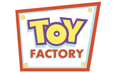 toy factory feature logo