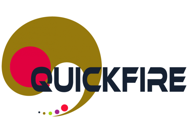 Quickfire Logo 2019 - transparent