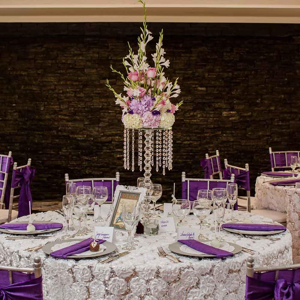 Decoración para bodas en Bogotá D.C