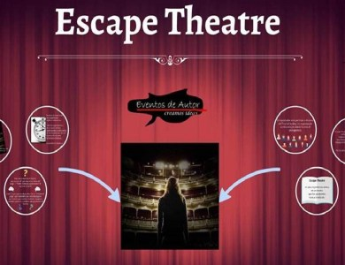 Escape Theatre por Eventos de Autor_