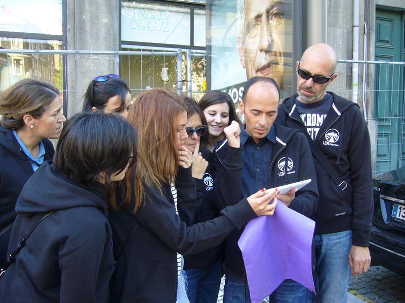 Oporto Express Gymkhana Desafío Tablet _1