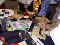 Taller de Sushi en el Palacio de Santoña _13