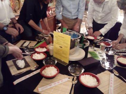 Taller de Sushi en el Palacio de Santoña _20