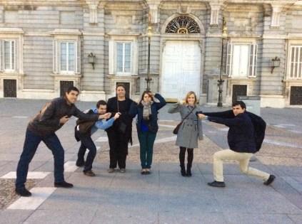 gymkana con tablets por el Madrid de los Austrias 13_