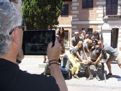Gymkhana con tablets en Alcalá de Henares _15_