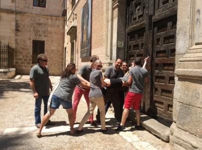 Gymkhana con tablets en Alcalá de Henares _5_
