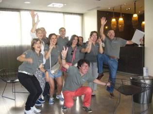 Gymkhana con tablets en Alcalá de Henares _7_