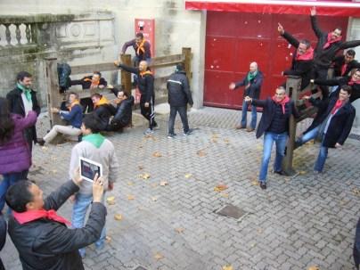 gymkhana con tablets por Pamplona _24_