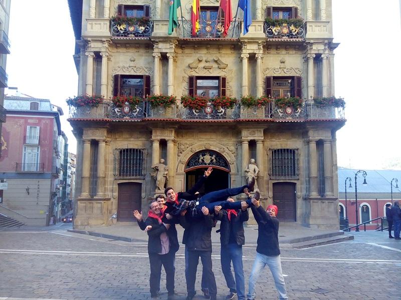 gymkhana con tablets por Pamplona _44_