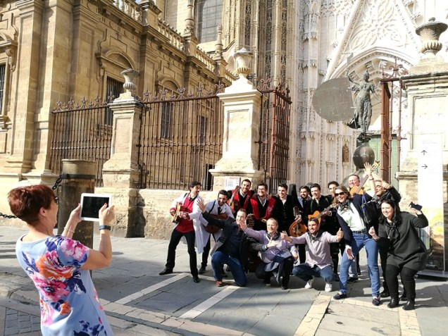 Gymkhana con tablets en Sevilla _101