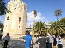 Gymkhana con tablets en Sevilla _102