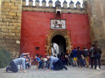 Gymkhana con tablets en Sevilla _65