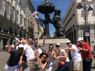 Team building en Madrid _ Gymkhana con tablets _3