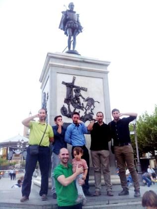 Gymkana tablet por Alcalá de Henares _17