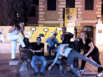 Gymkana tablet por Alcalá de Henares _6