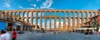 Gincana con tablets _Acueducto de Segovia