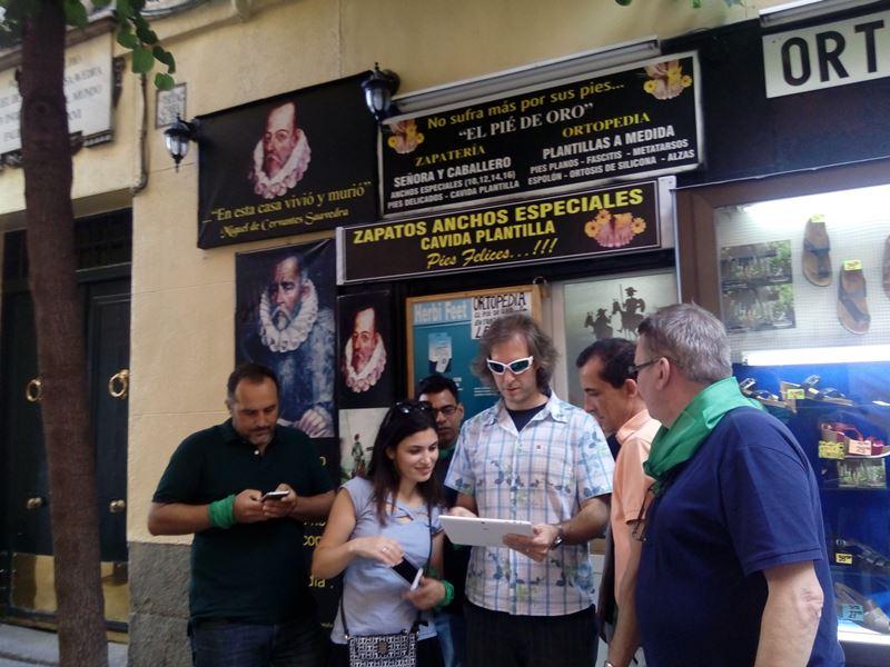 Gymkana con tablets Madrid _25