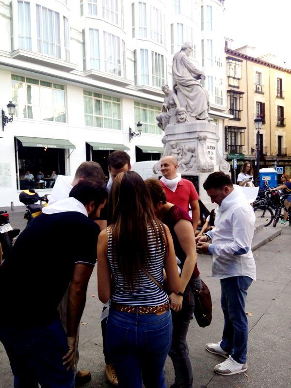 Gymkana con tablets Madrid _26