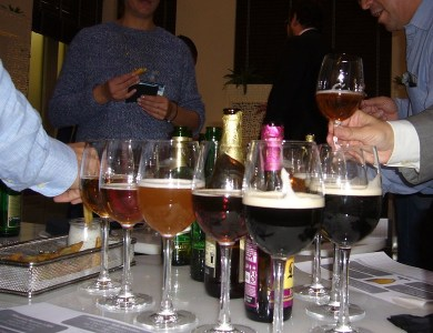 Cata de Cervezas en Zaragoza