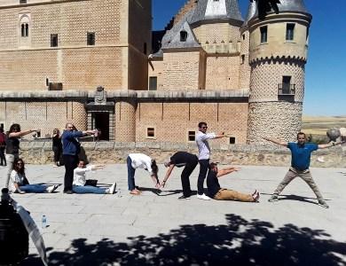 Ipad Challenge Segovia