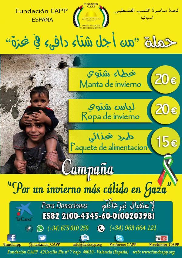 CAPP GAZA Eventos islamicos
