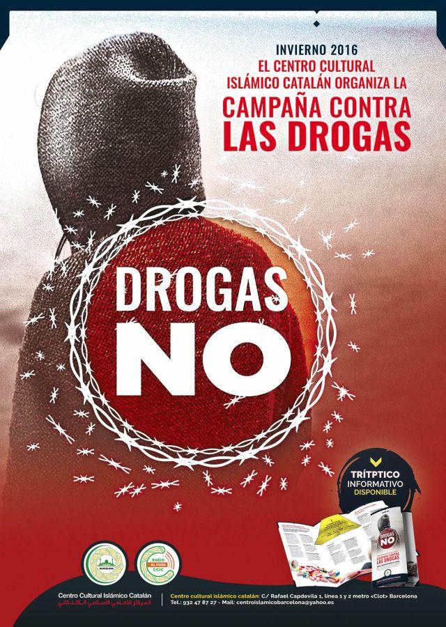 CCIC - Campaña de jóvenes contra drogas