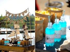 mesa dulce pirata