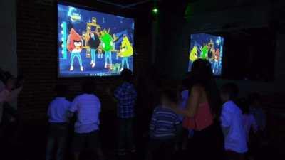 Just Dance Manzano 2 Niños Teen Baile