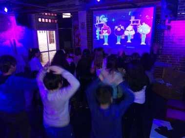 Just Dance Manzano 2 Fiestas Teen
