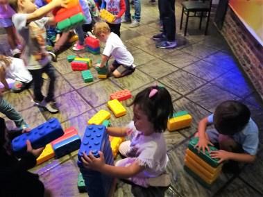 Fiesta Infantil Ladrillos
