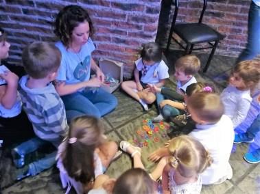 Fiesta Infantil Manzano I Niños