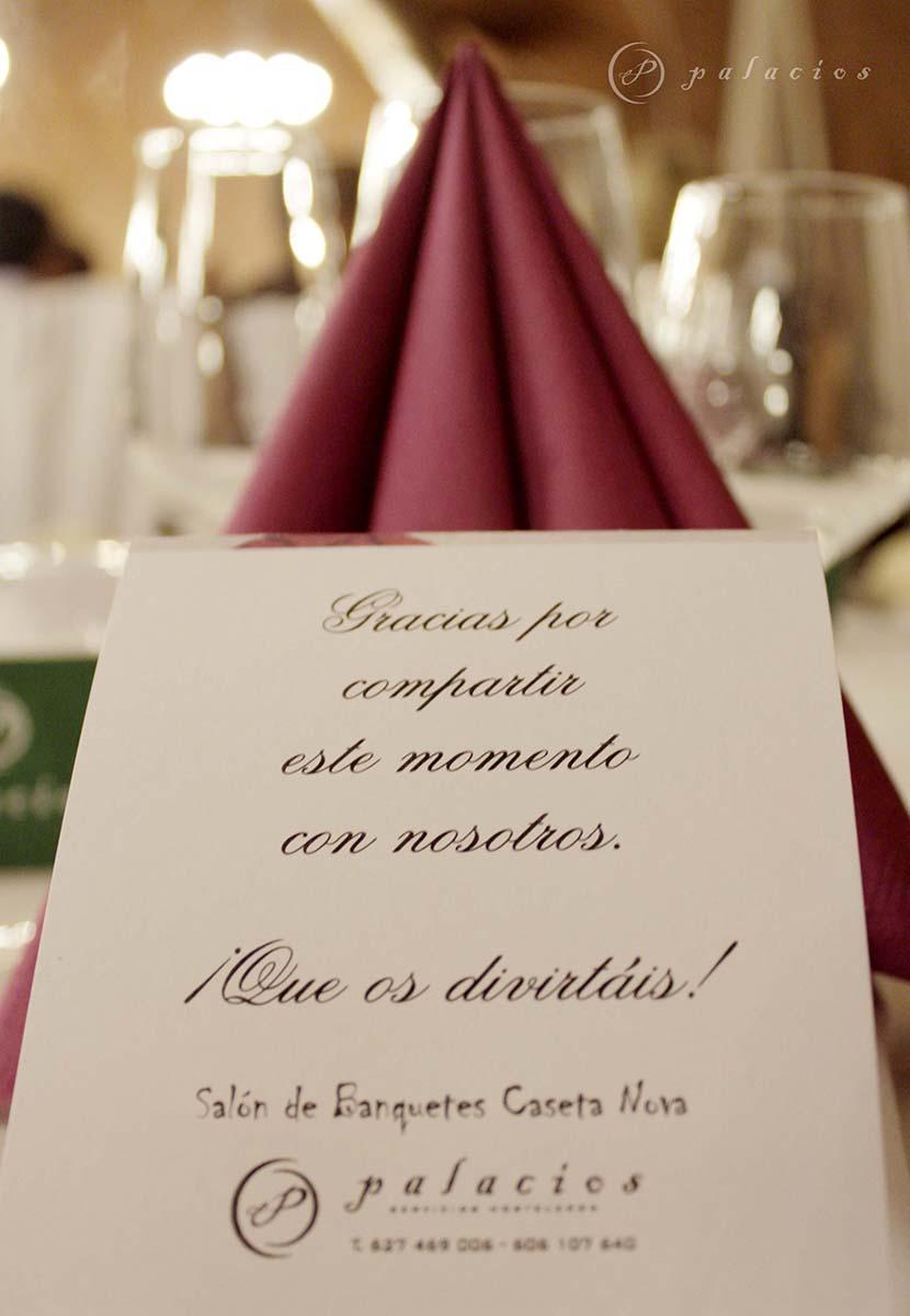 Boda Ramón y Mamen - Eventos Palacios