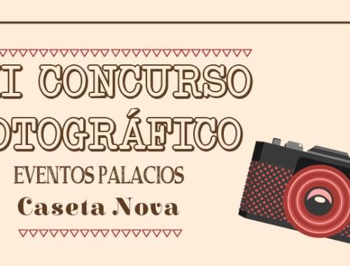 VII Concurso Fotografico Eventos Palacios Salon Caseta Nova