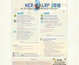 MCR dan LRP UNESA 2018