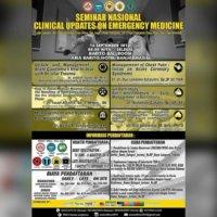 SEMNAS Clinical Updates on Emergency Medicine