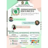 Seminar Nasional BEM FK UNUD
