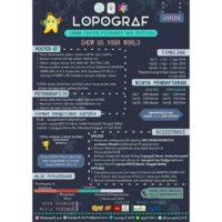 [LOPOGRAF] Lomba Poster Fotografi dan Festival 2018