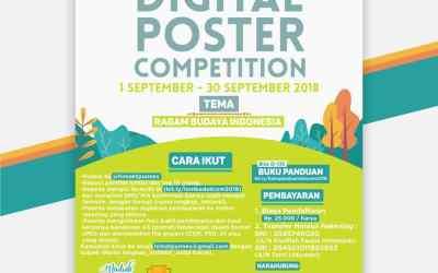 [DOTKOM 2018] Digital Poster Competition 2018