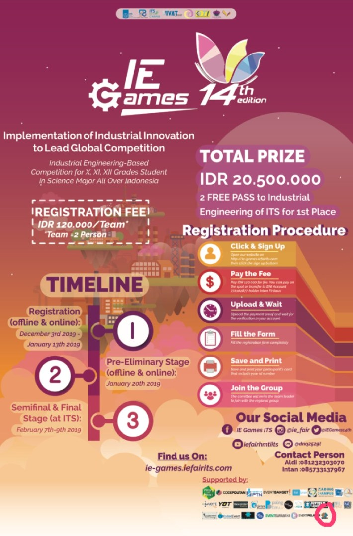 IE GAMES 14th EDITION