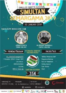 Try Out SBMPTN Nasional Simultan Semargama 2019