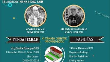 Try Out SBMPTN Nasional Simultan Semargama 2019