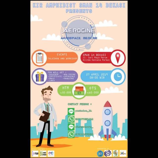 SCIENCE CLASS Aerocine (Aerospace Medicine)