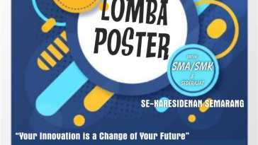 Lomba Poster INVATION 2019