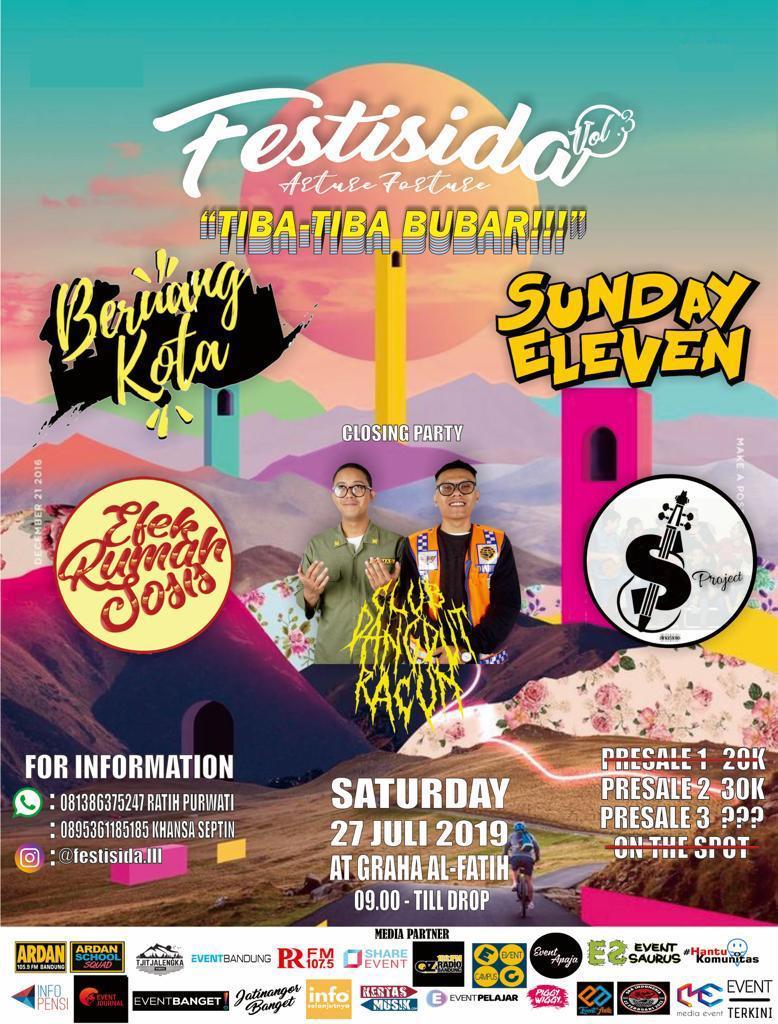 Festisida Music 2019