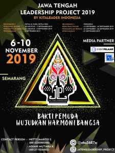 Jawa Tengah Leadership Project 2019