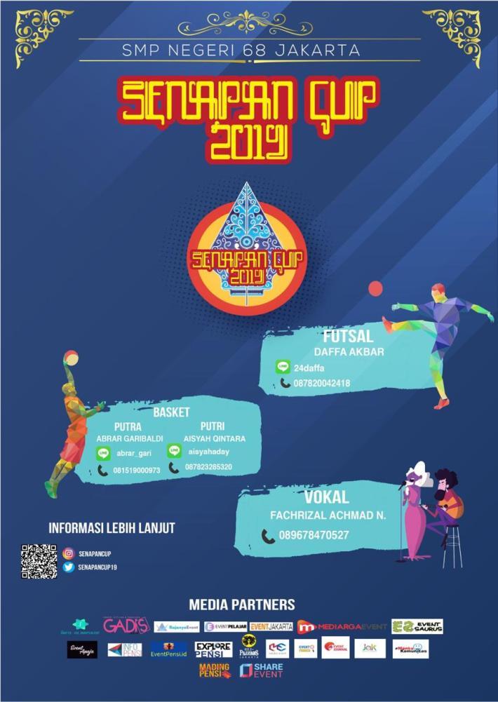 Senapan Cup 2019