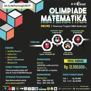 Olimpiade Matematika tingkat nasional